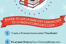 Give Books / by Debra LaBar