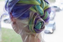 Awesome Colours for Hair