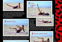 Excercise Tips! / by Sarah Hefner