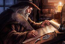 Fantasy - Magier