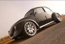 VW old beetle