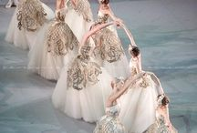 Inspiraatiota - Ballet inspiration