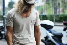 ByTheR- Charismatic Military Style / http://en.byther.kr/  Here is the Military Casual Style for daily life fashion!