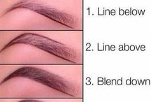 Eyebrow Shaping / Eyebrow Shaping for beginners and for inspiration.