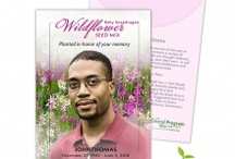 Custom Wildflower Seed Packets / A great collection of personalized party favors custom wildflower seed packets with your personalized photo on the front. Select from various geographical regions of wildflower seeds.