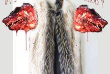 FUR : Second-hand-Blood-Cloths / http://www.pinterest.com/search/pins/?q=fur%20vest&rs=ac&len=3 / by Stephan Reisig ( fuit hic )