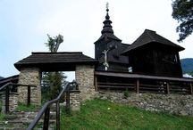 Drevené Kostoly
