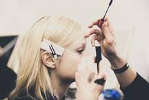 Make up // Backstage