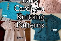 To Try: Knitting / Beautiful knitting patterns I would love to knit for my home and kids.