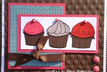 CTMH Dec 14 Cutie Pie SOTM / CTMH stamp of the month use ideas
