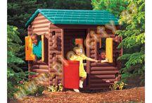 Παιδικά Σπιτάκια για Παιδικούς Σταθμούς και Νηπιαγωγεία