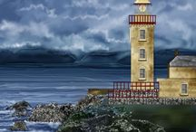 Lighthouses-- International