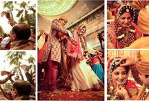 Professional Wedding Photography / Candid Photography / Cinematic Wedding Films / Pre-Wedding Couple Shoots / Premium Coffee Table Albums & Wall Art