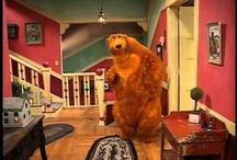 Bear in the Big Blue House