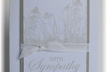 Sympathy Cards / by Marilyn Atencio