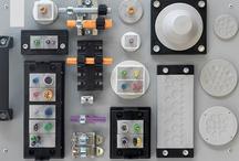 Accesorios Varios / Accesorios como botoneras portátiles, sistemas pasacables, pequeños montajes, etc.