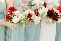 Wedding // Bridesmaids