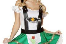 Oktoberfest-Dames