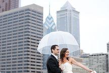 Franklin Institute Wedding Photographs