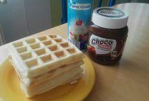 Homemade food :)