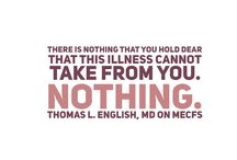 ME/CFS: Quotes