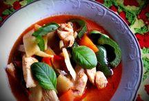 Thai foods by Me