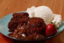 Brownies,strawberries, & Chocolate... / Need I say anymore, give me my dessert !!!!! / by Karen Van Horn-Maher