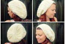 Crochet - Hats/Headbands