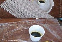 paper weaving / paper weaving