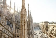 Milan,Italy / Home of Official Made in Italy...The fashion capital of the world of fashion and everything inspiring and breath taking