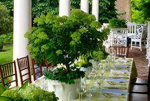 rocioflorez / decoracion en flores para bodas