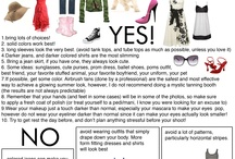 • WHAT TO WEAR FOR A PHOTO SESSION • / Tricks and suggestions you can use to plan what you're going to wear for a photo session.