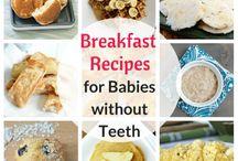 Baby/kid food Ideas