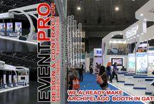 PRODUKSI BOOTH JAKARTA / Produksi Booth Jakarta - Exhibition COntractor Jakarta. High quality low prices!!! www.eventpro-kontraktorpameran.com