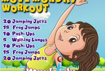 MECKids Workouts