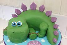 Cakes - Dinosaurs