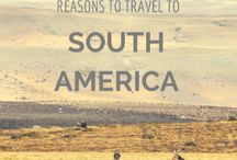 South America Travel Advice / Dreaming of South America? Read our South America travel advice and travel tips including articles on our blog to 'take the road best travelled' through this amazing continent!