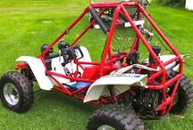 Off road vehicles / Off-road vehicles