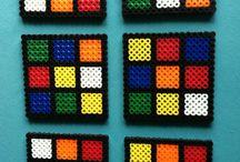 Perles hama formes géométriques