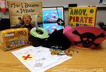 School- May- Pirates