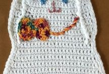 Crocheting - home / by Susan Elliott Broughton