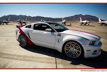 American Dream / muscle cars, super car