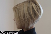 short hair / by Eira Rugg