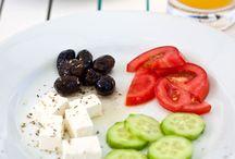 Mediterranean diet- snacks