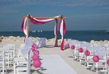 Ceremony Decoration Crete / Ceremony set up for weddings in Crete