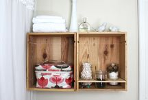 Furniture/ household ideas / by Estina Vice