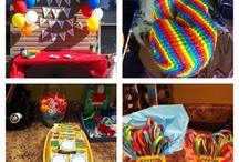 Birthday Party Ideas / by Hazel Delapasse