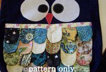 Buhos - Owls / by Maria Laura
