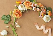 floral crowns/ headpieces