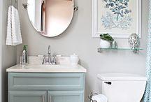Bathroom Ideas  / by Angela
